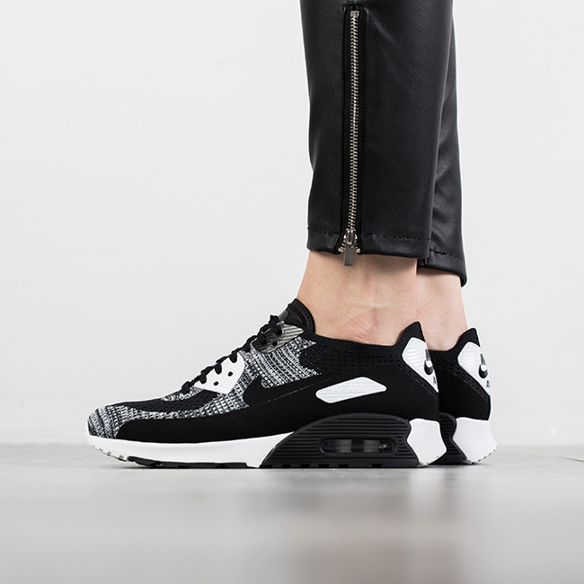Women's Shoes sneakers Nike Air Max 90 Ultra 2.0 Flyknit 881109 ...