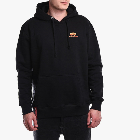Alpha Industries Basic Hoody Small Logo 196318 477