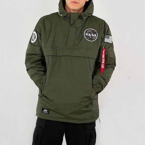 Alpha Industries NASA Anorak 188133 257