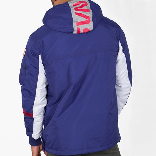 Alpha Industries Space Camp Anorak 198132 453