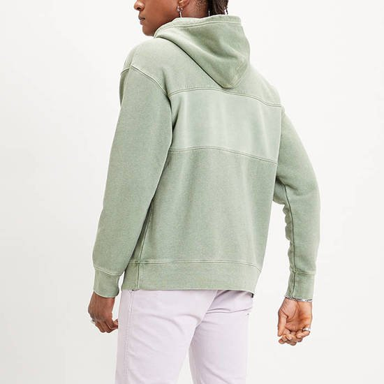 Levi's® Relaxed Fit Novelty Hoodie 35872-0002