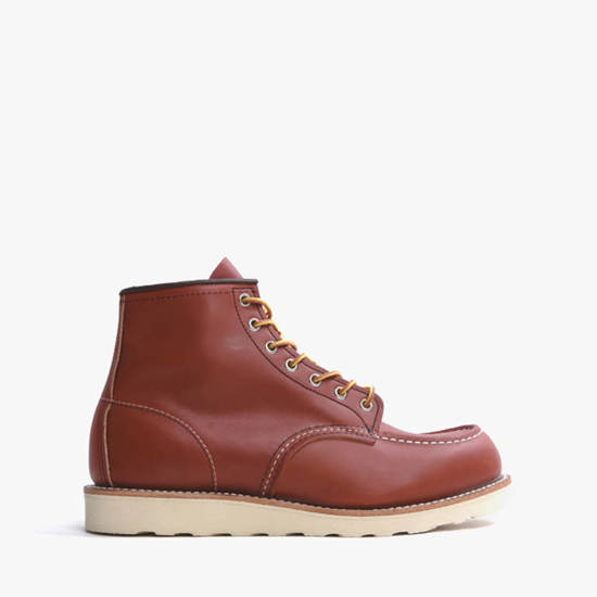 Red Wing Power Toe 8131 Shoes