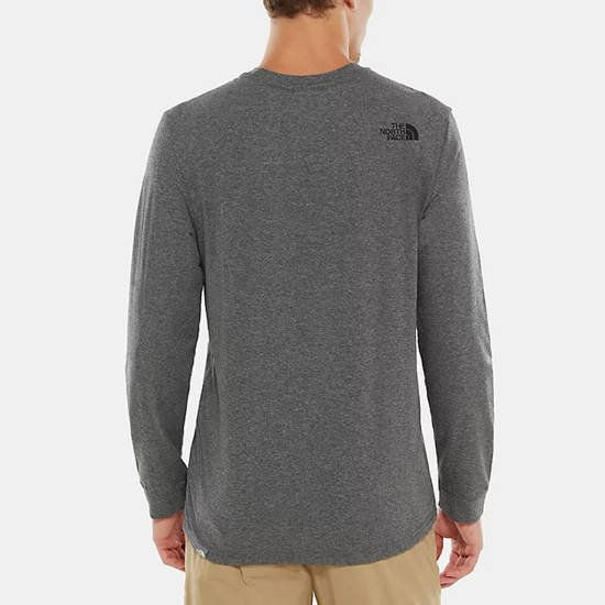 The North Face L/S Simple Dome Longsleeve NF0A3L3BDYY