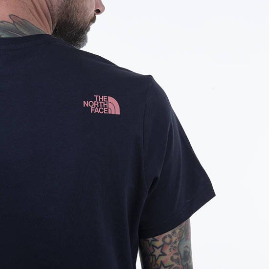 The North Face S/S Simple Dome Tee NF0A2TX5RG1