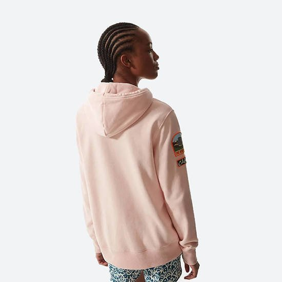 The North Face W Patch Hoody Evenng NF0A5A4AUBF