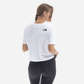 The North Face W Cropped Fine Tee NF0A4SY9FN4